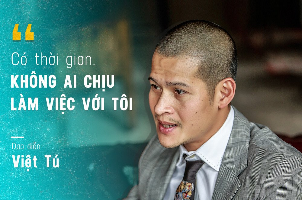 Dao dien Viet Tu: 'Gioi giai tri khong the thieu chieu tro' hinh anh 4