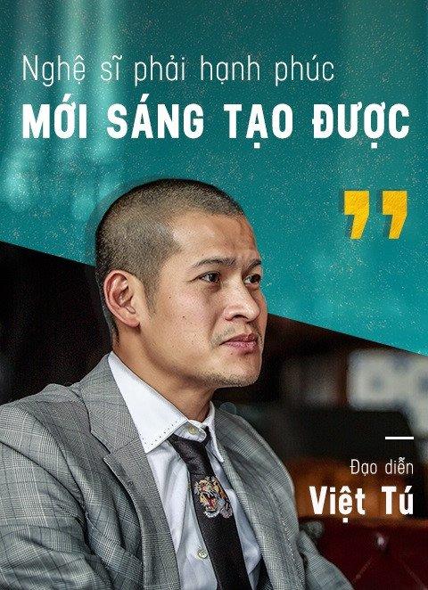 Dao dien Viet Tu: 'Gioi giai tri khong the thieu chieu tro' hinh anh 6