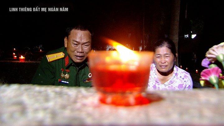 Linh thieng dat me ngan nam: Xuc dong tri an cac Anh hung liet si hinh anh 1