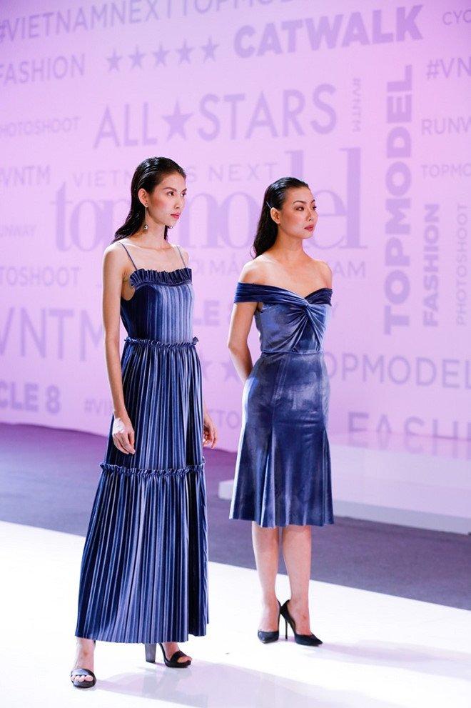 Top Model 2017: 'Cha Mi lam the chang khac nao tat vao mat Kikki Le' hinh anh 3