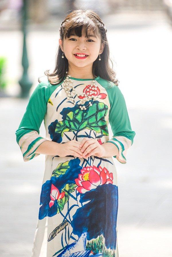 Hon 100 mau nhi trinh dien trong 'Tuan le thoi trang tre em Ha Noi' hinh anh 7
