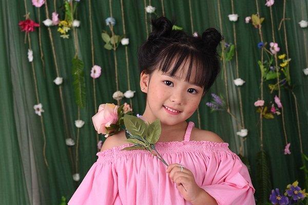 Hon 100 mau nhi trinh dien trong 'Tuan le thoi trang tre em Ha Noi' hinh anh 5