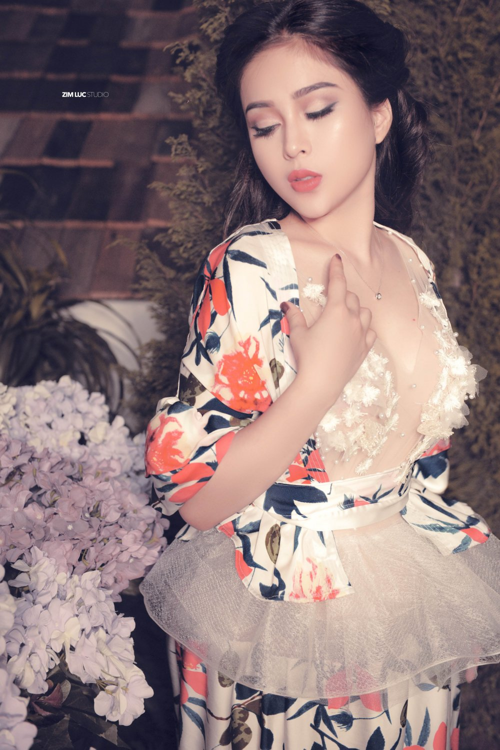 Vo Thanh Hien goi cam me dam long nguoi hinh anh 1