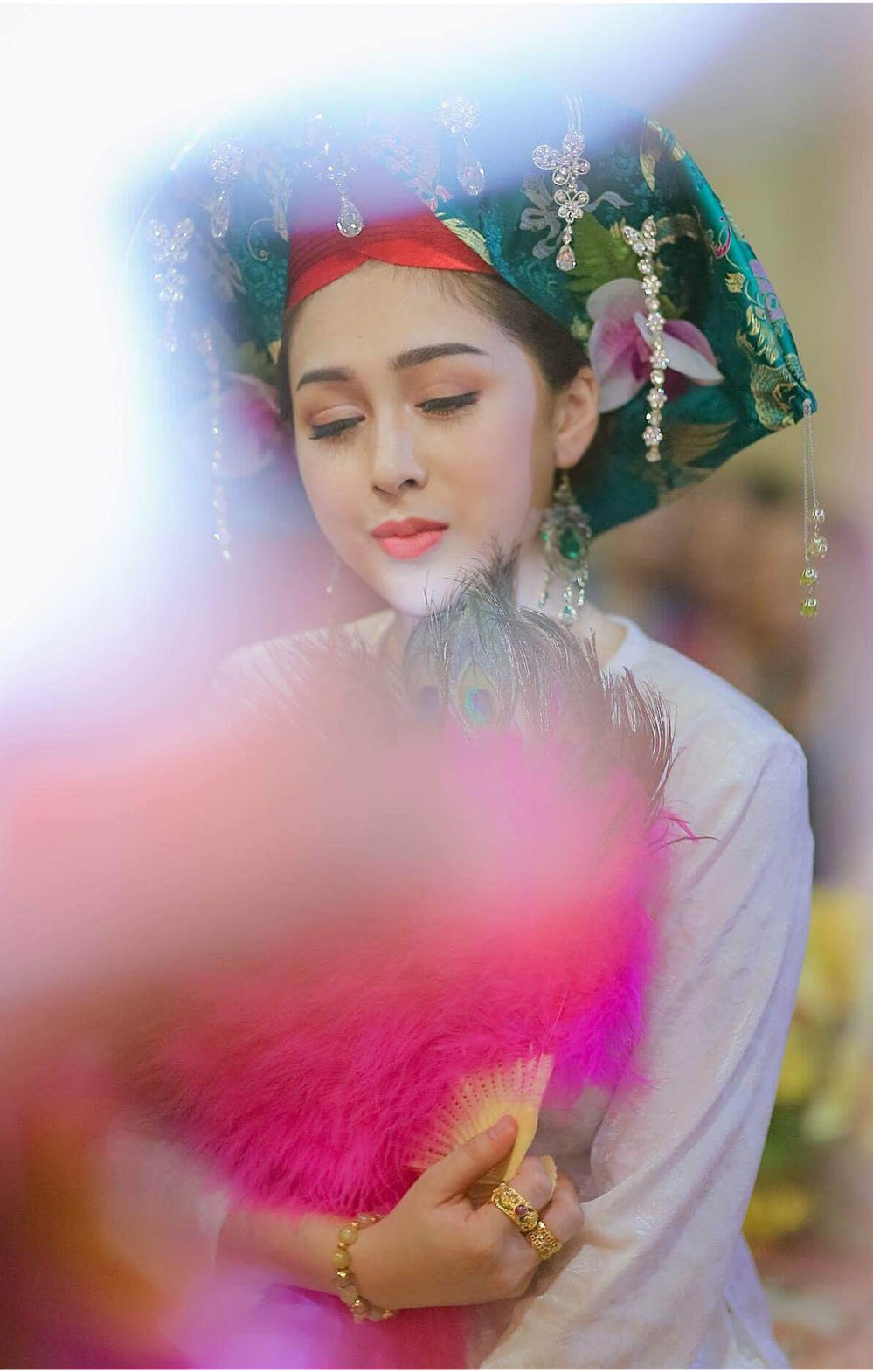 Vo Thanh Hien goi cam me dam long nguoi hinh anh 6