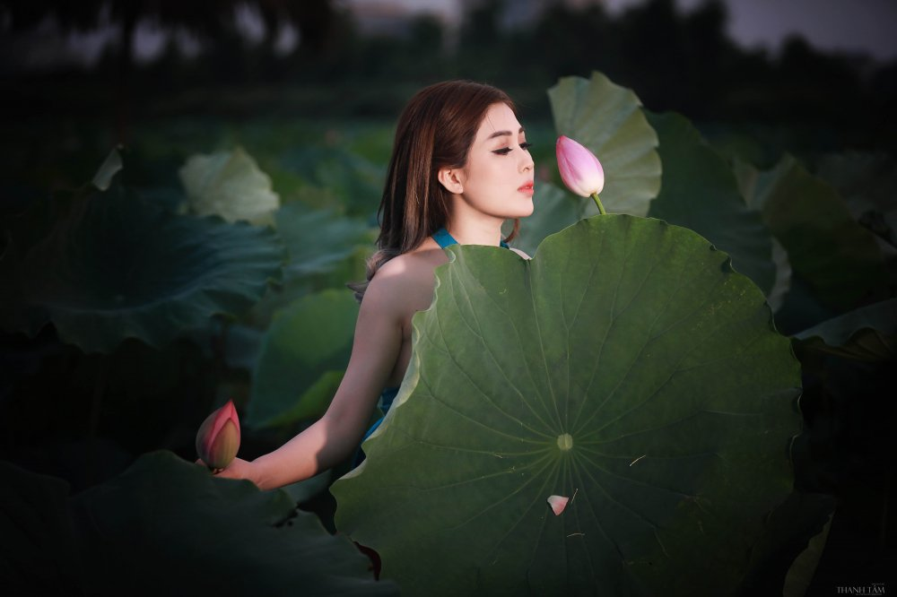 Vo Thanh Hien goi cam me dam long nguoi hinh anh 7