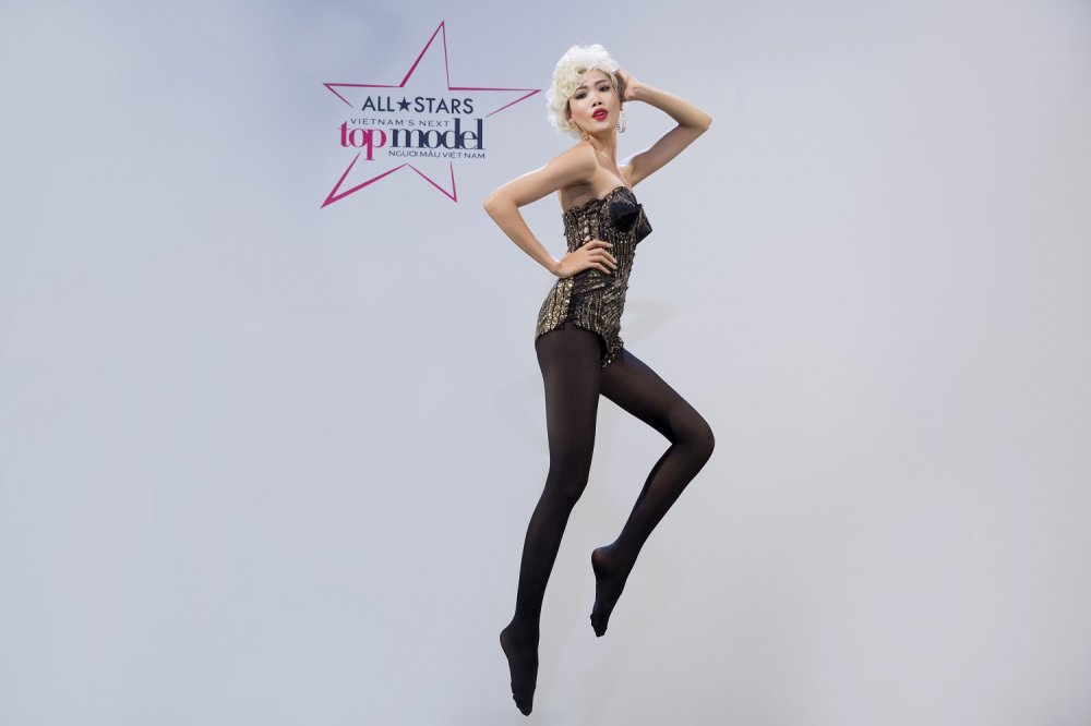 Cao Ngan canh cao Kikki Le Top Model: 'Neu chi cau em, chi se khong co hinh' hinh anh 2