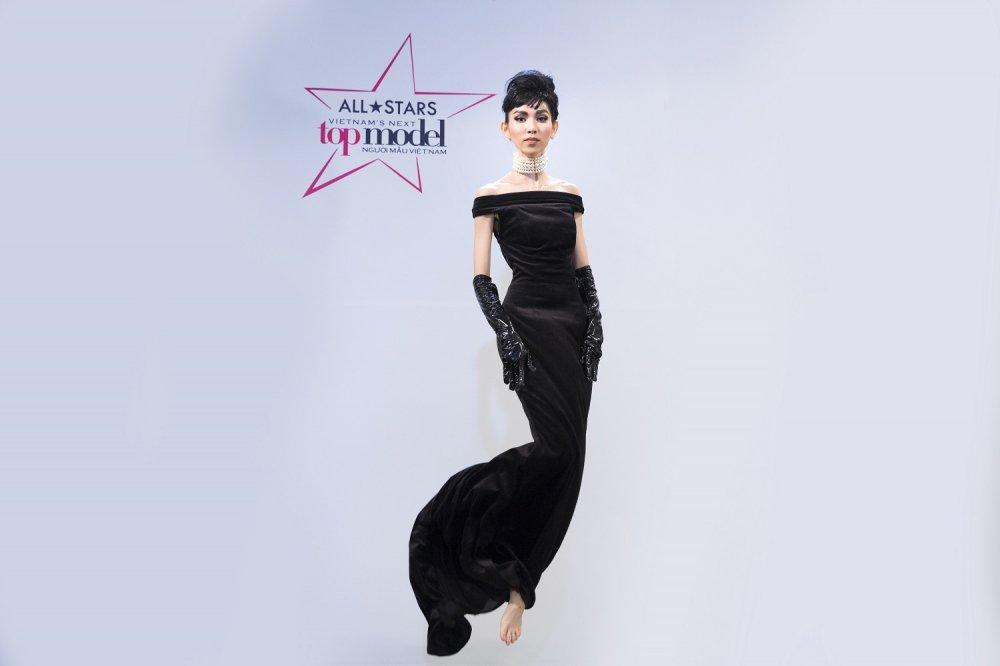 Cao Ngan canh cao Kikki Le Top Model: 'Neu chi cau em, chi se khong co hinh' hinh anh 3