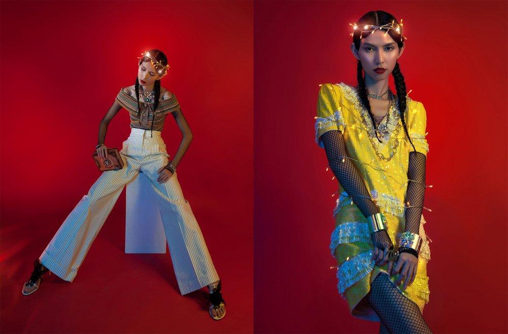 Truc tiep chung ket Vietnam's Next Top Model 2017: Ha Ho trinh dien boc lua tren san khau hinh anh 1