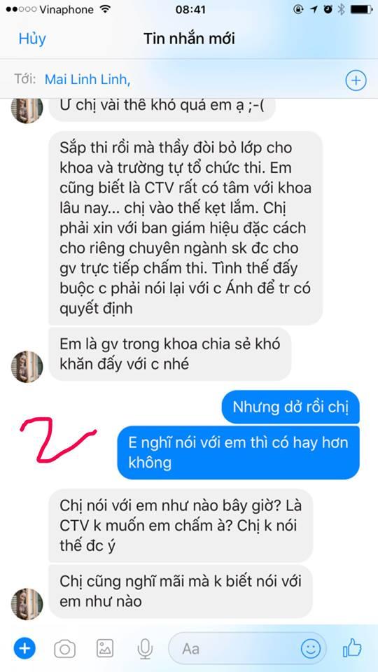 Vo Xuan Bac tiep tuc tung bang chung to NSND Anh Tu chen ep hinh anh 2