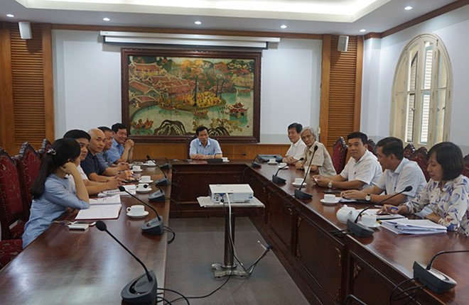 Bo truong Bo VHTTDL: Khong duoc cho thue dat cua Hang phim truyen Viet Nam hinh anh 1