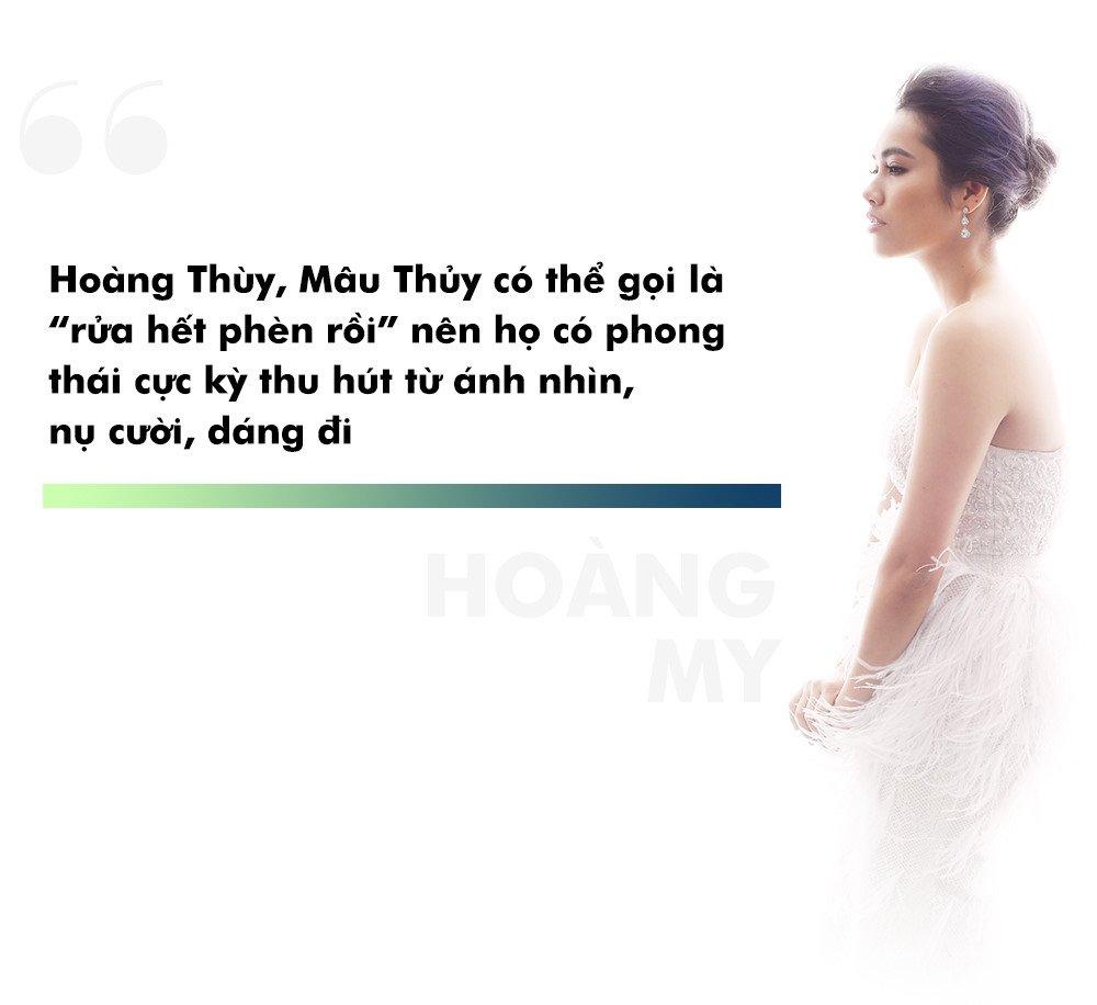 Hoang My: 'Truoc su nghiep, tinh yeu, toi lua chon khac Tang Thanh Ha' hinh anh 4