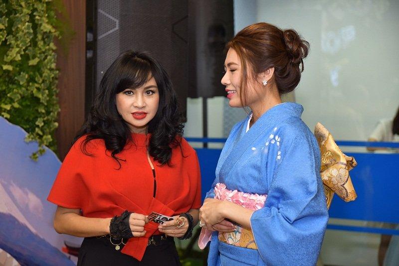Diva Thanh Lam xuat hien rang ro sau phat ngon day song showbiz Viet hinh anh 2