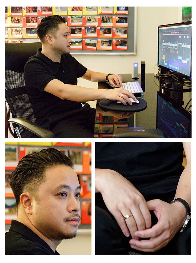 Victor Vu: Toi da dung bien phap manh voi Nha Phuong hinh anh 4