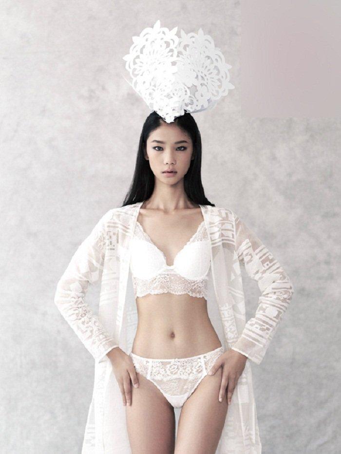 Chan dai Trung Quoc gay tranh cai khi dien cho Victoria's Secret hinh anh 4