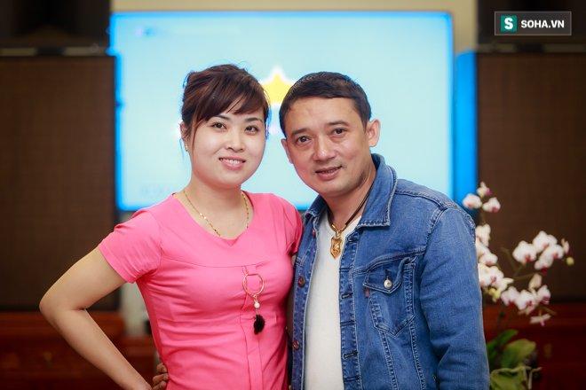 Tai hon voi vo 3 duoc 3 thang, Chien Thang chuan bi co them con hinh anh 2