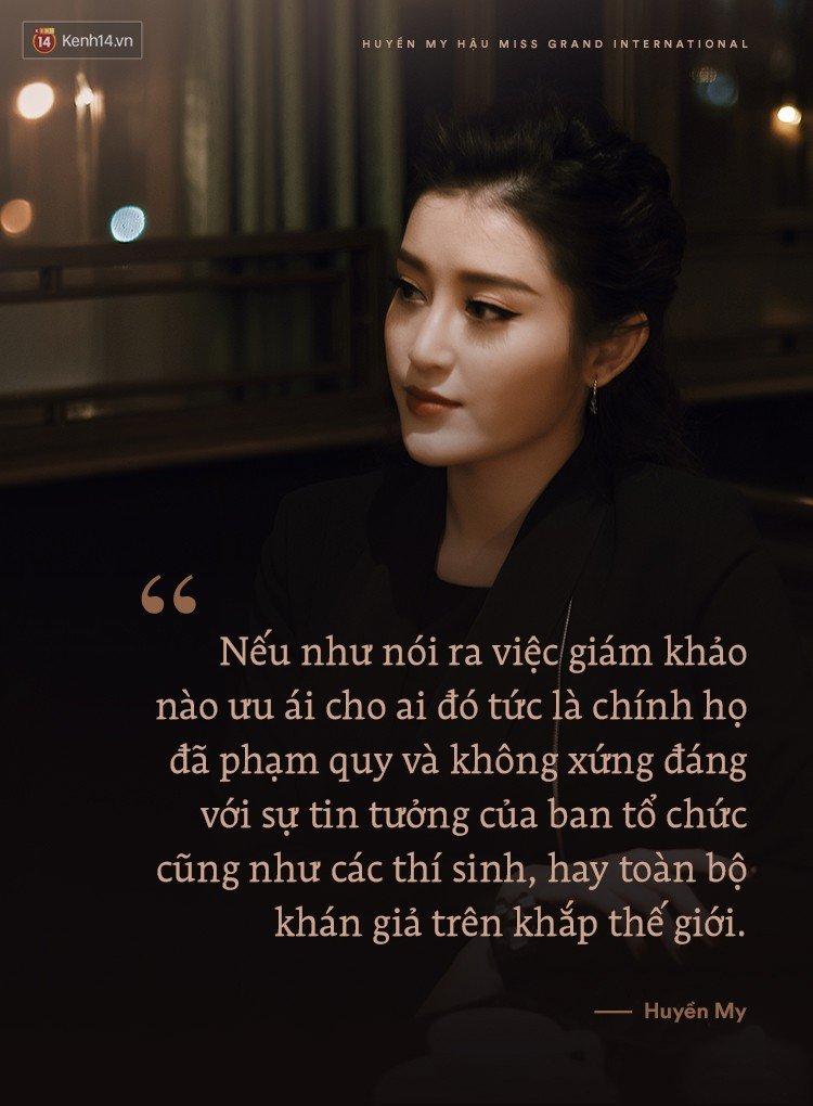 Huyen My: 'Khong hieu dong co nao khien ho co tinh tìm cach boi xau toi' hinh anh 2