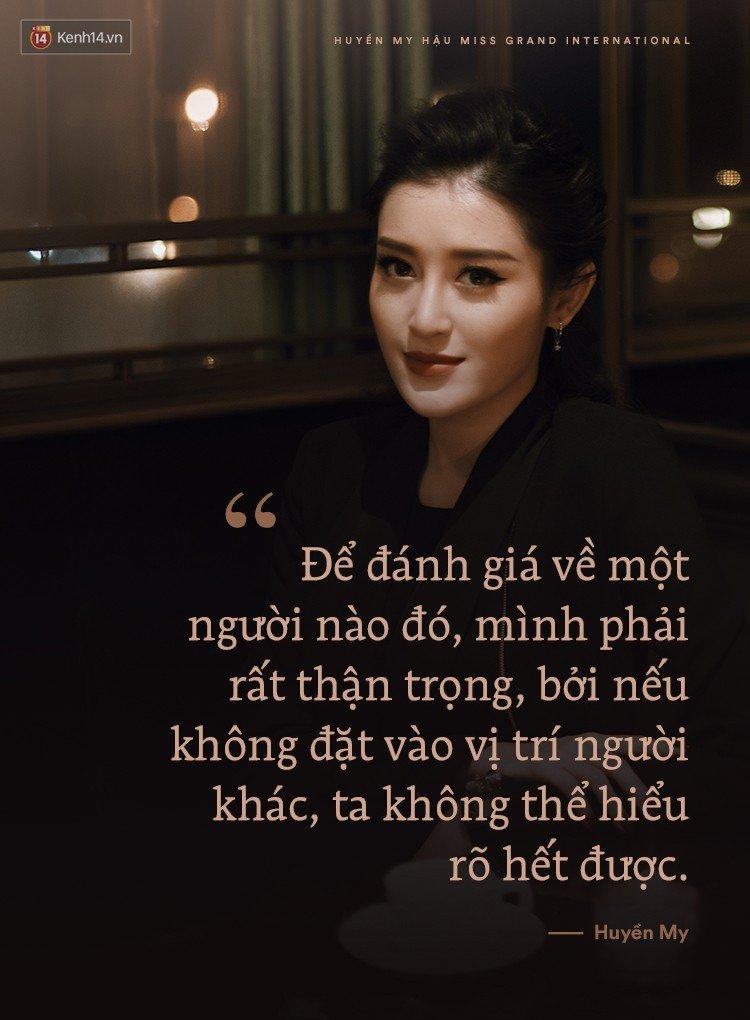 Huyen My: 'Khong hieu dong co nao khien ho co tinh tìm cach boi xau toi' hinh anh 4
