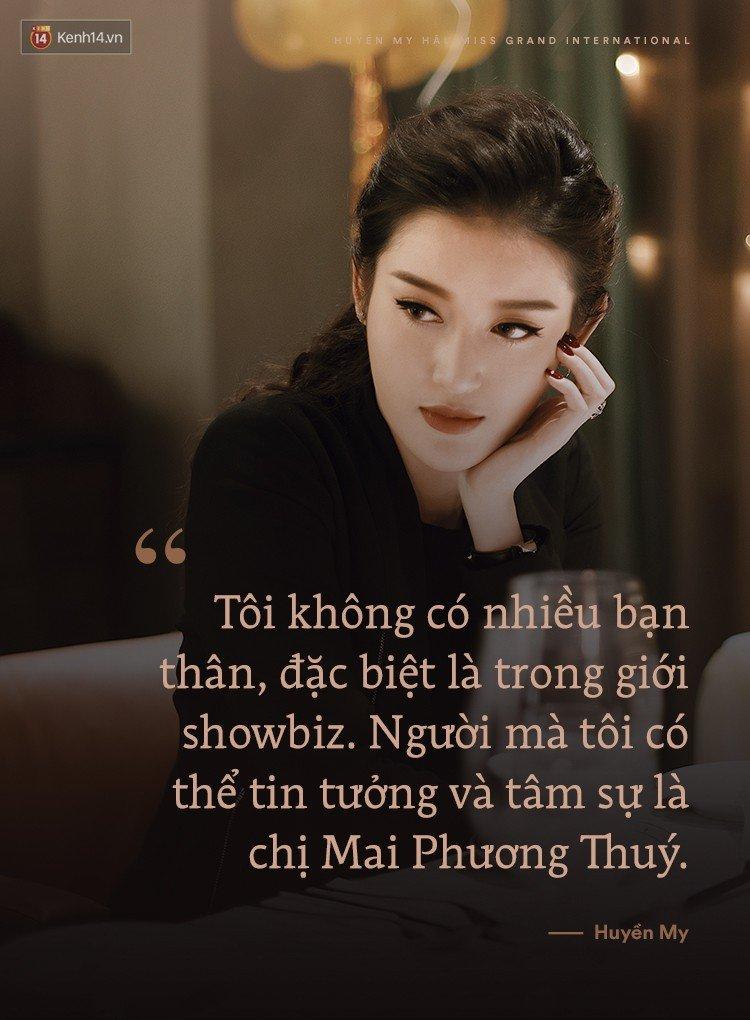 Huyen My: 'Khong hieu dong co nao khien ho co tinh tìm cach boi xau toi' hinh anh 5