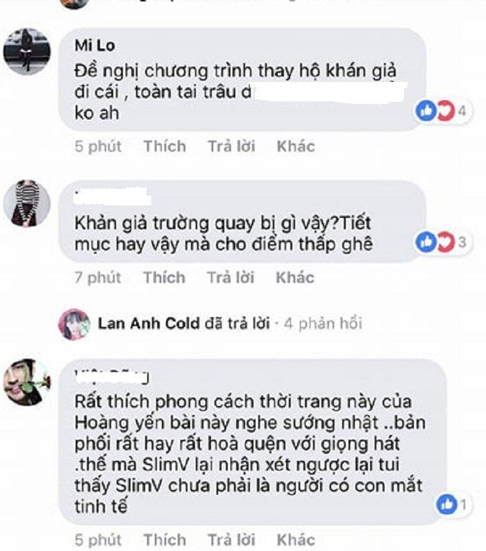 Duong Cam hut hang khi nghe Miu Le, Only C dap 'Khong thich nghe thi thoi' hinh anh 1
