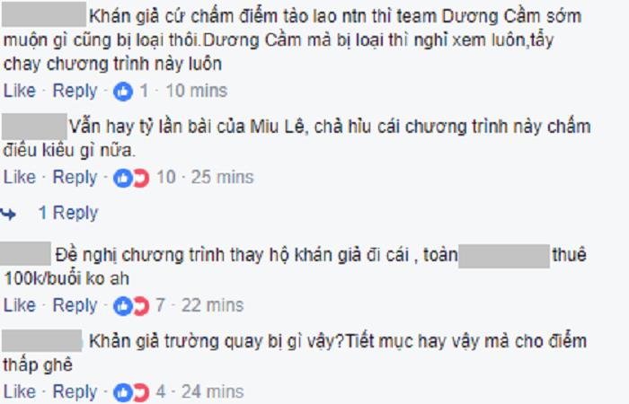 Duong Cam hut hang khi nghe Miu Le, Only C dap 'Khong thich nghe thi thoi' hinh anh 2
