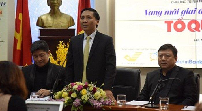 Trong Tan, Ho Quynh Huong tham gia dem nhac 'Vang mai giai dieu To quoc' hinh anh 1