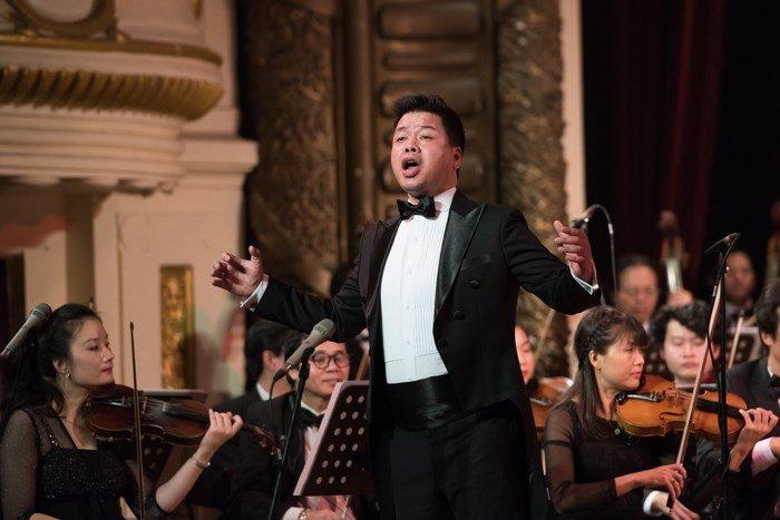 'V-Concert: Hoa nhac nam moi': Dem thang hoa cua am nhac dinh cao, dang cap hinh anh 2