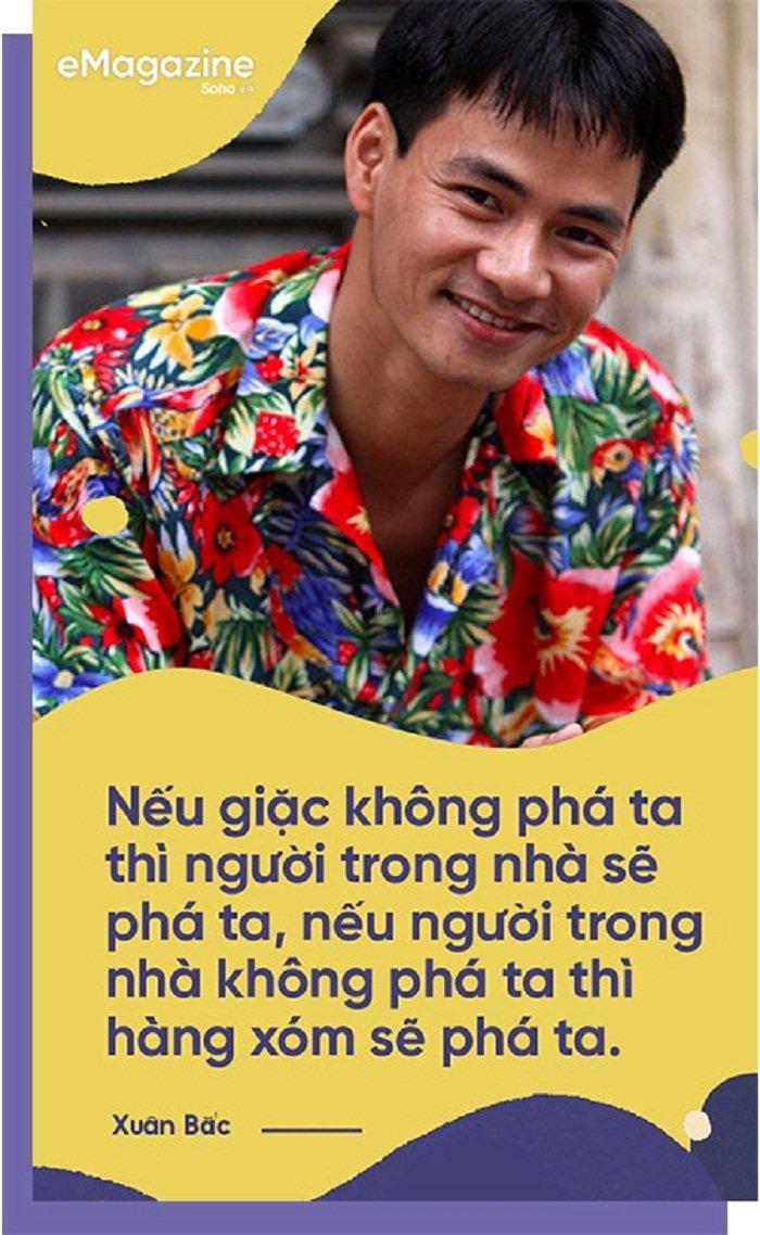 Xuan Bac: 'Dung bao gio nhac cai ten Tu Long truoc mat toi nua' hinh anh 3