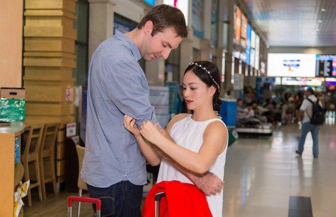 Lan Phuong: 'Toi boi roi khi biet minh mang bau' hinh anh 2
