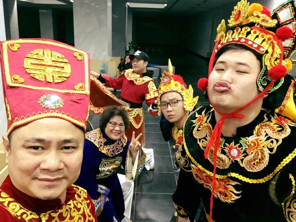 Hai con trai cua Xuan Bac tham gia 'Tao quan 2018' hinh anh 1
