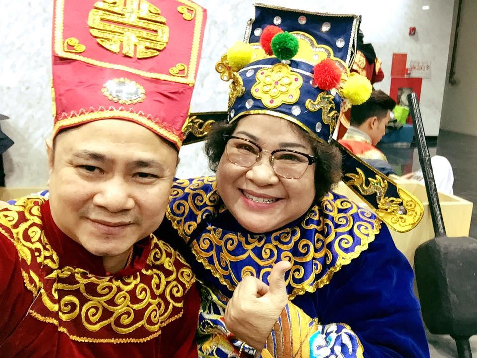 Hai con trai cua Xuan Bac tham gia 'Tao quan 2018' hinh anh 2