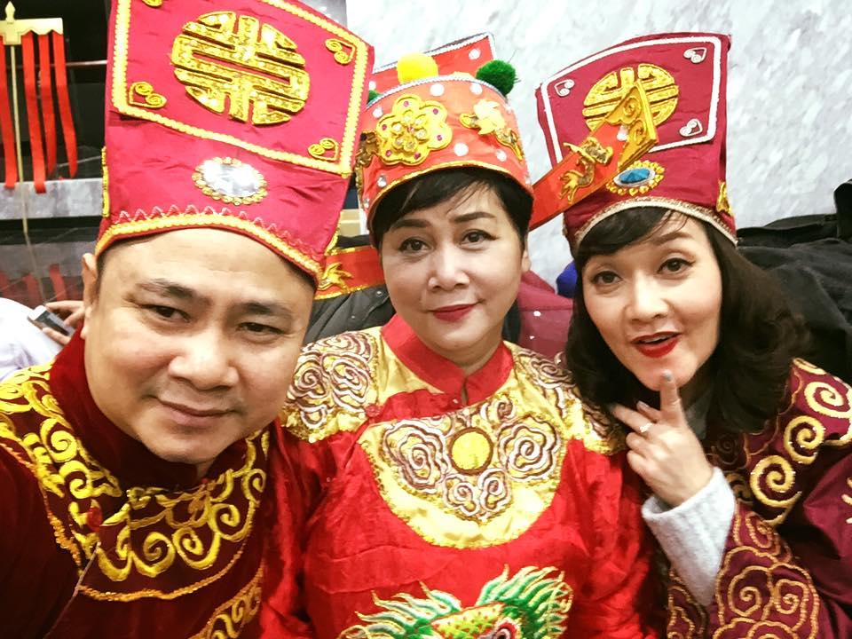 Hai con trai cua Xuan Bac tham gia 'Tao quan 2018' hinh anh 3