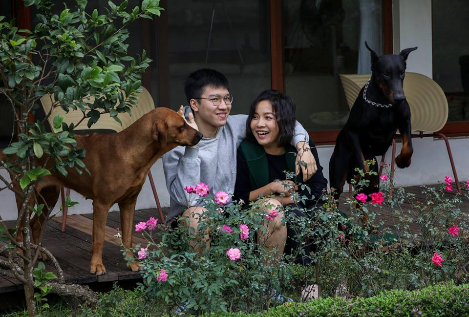 Sao Viet: Nguoi chi bac ty, nguoi gian di don Tet hinh anh 13