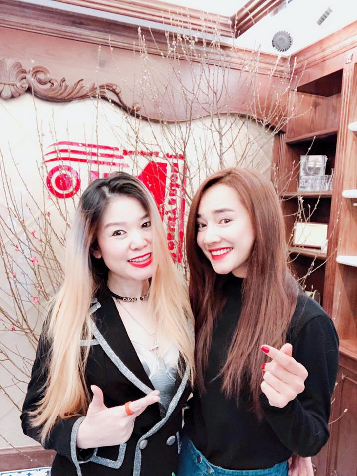 Sang My, mac do doi cung Truong Giang nhung Nha Phuong van khong deo nhan dinh hon hinh anh 2