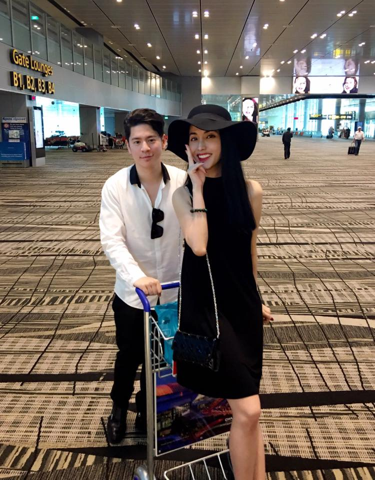Tinh cu Tran Thanh dinh hon voi ban trai Viet kieu hinh anh 6