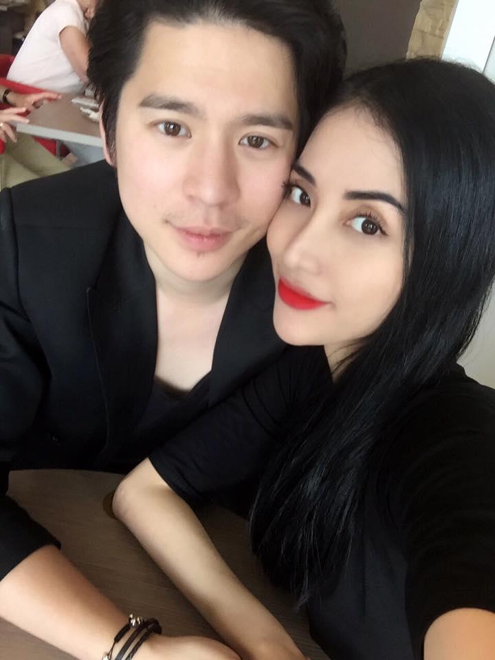 Tinh cu Tran Thanh dinh hon voi ban trai Viet kieu hinh anh 2