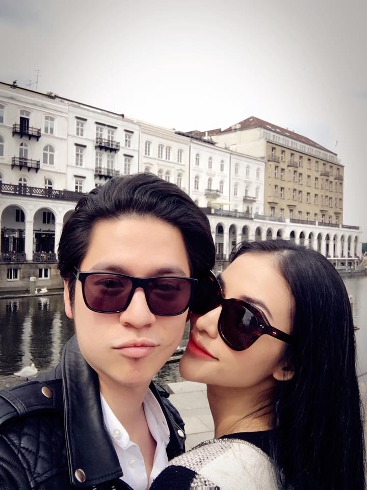 Tinh cu Tran Thanh dinh hon voi ban trai Viet kieu hinh anh 3