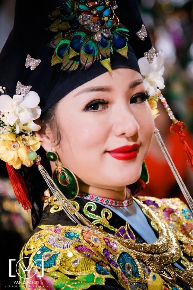 Danh hai Thuy Nga: 'Toi bi diec mot ben tai' hinh anh 3