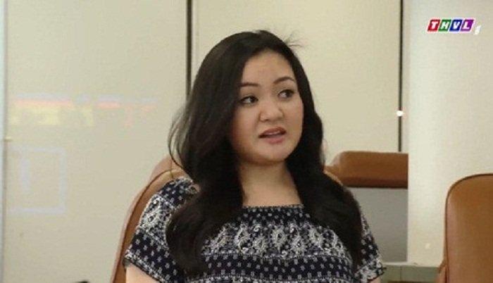 Video: 'Be' Xuan Mai bat ngo dong phim truyen hinh hinh anh 1