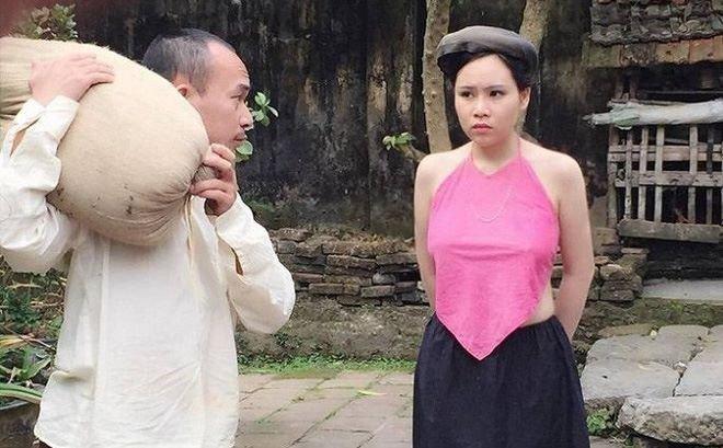 Nu chinh phim 'Thuong nho o ai' lai bi dong nghiep to hon lao hinh anh 3