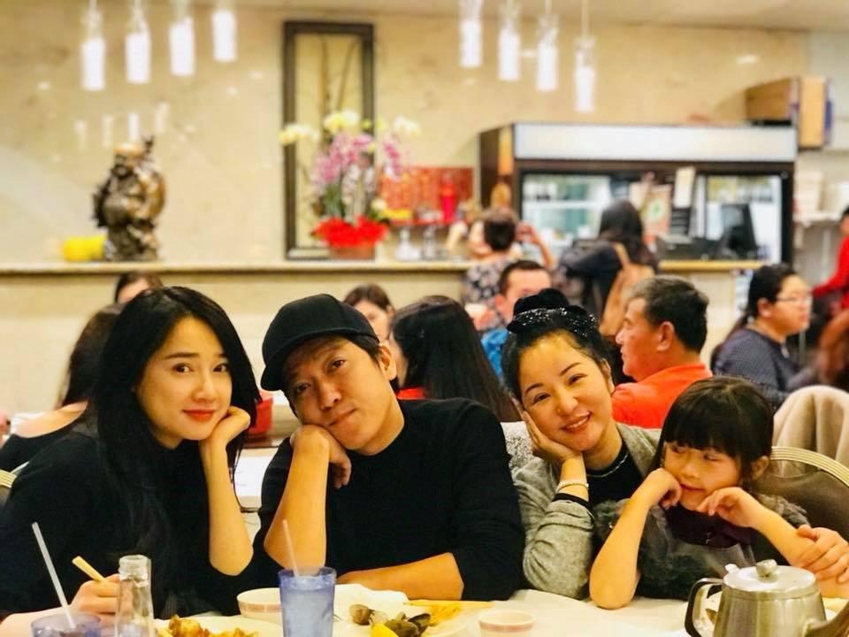 Sang My, mac do doi cung Truong Giang nhung Nha Phuong van khong deo nhan dinh hon hinh anh 5