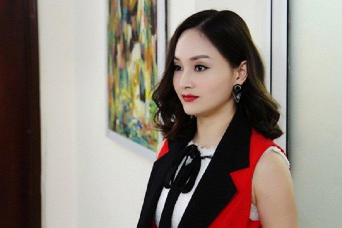 Lan Phuong: Moi nguoi co quyen hoai nghi chuyen tinh yeu cua toi, con toi co quyen hanh phuc hinh anh 1