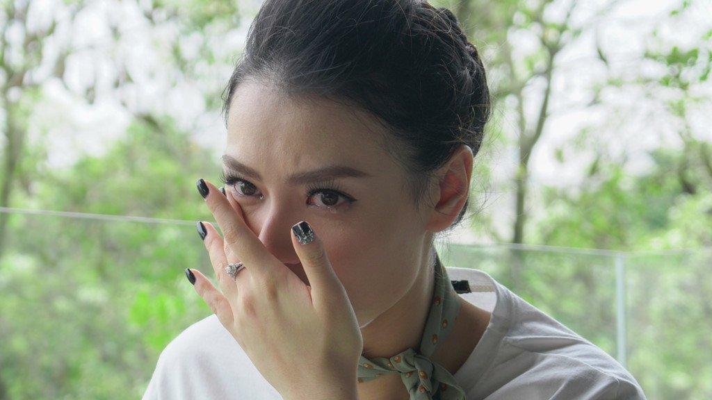 Nguoi mau Hong Que: Nguoi yeu 5 nam choi bo khi toi mang thai hinh anh 1