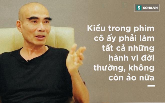Luu Trong Ninh dung Truyen Kieu thanh phim: 'Toi khong so hai, ten phim co the la Lau xanh' hinh anh 5