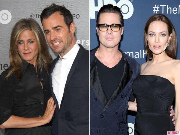 Sau tat ca, Jennifer Aniston va Brad Pitt noi lai tinh cu, bi mat hen ho dem khuya hinh anh 3