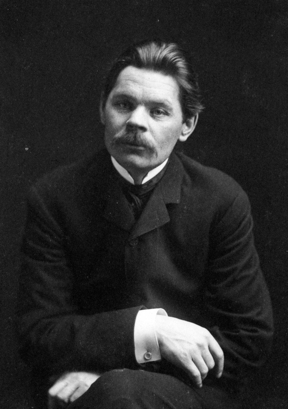 Dich gia Thuy Toan: Maxim Gorky het long ung ho phong trao Xo viet Nghe Tinh hinh anh 1