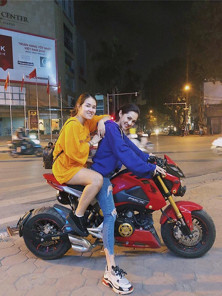 Lo bang chung Bao Anh va thu mon Bui Tien Dung dang hen ho hinh anh 4
