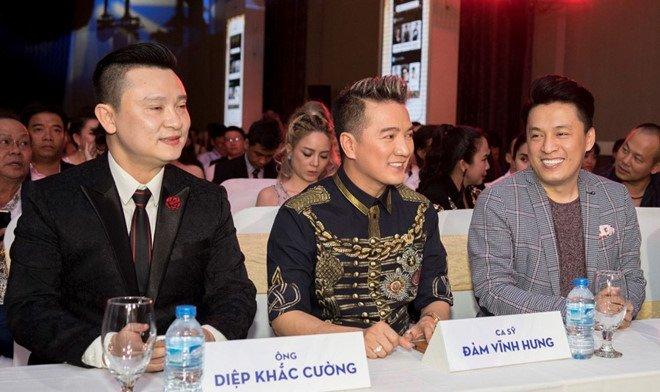 Bi nghi tham gia lua dao 15 nghin ty dong, phia Dam Vinh Hung noi gi? hinh anh 1