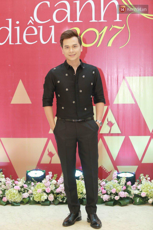 Sau scandal cua Truong Giang, Nha Phuong khoe lung tran tai giai Canh dieu vang hinh anh 12
