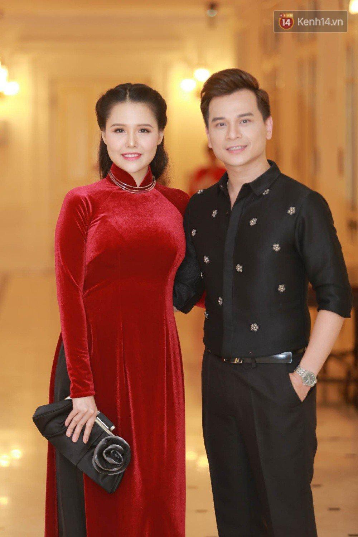 Sau scandal cua Truong Giang, Nha Phuong khoe lung tran tai giai Canh dieu vang hinh anh 13