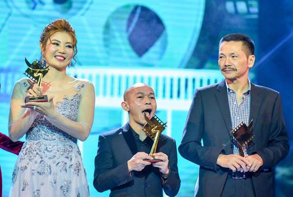 Canh dieu vang 2017: Luong Bong 'Nguoi phan xu' duoc vinh danh hinh anh 2